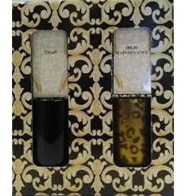 Tyler Candle Company 15 Hour Votive Gift Set - Diva & High Maintenance