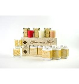 Tyler Candle Company Glamorous Gift Set - Diva Wash, Kathina Wash & High Maintenance Wash