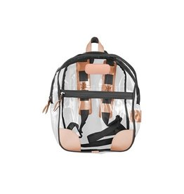 Jon Hart Design Clear Backpack