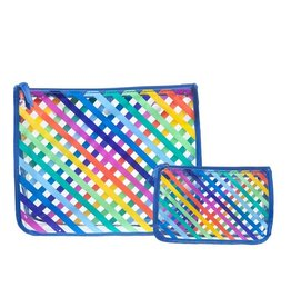 Bogg Bag Insert Bags - Rainbow Stripes