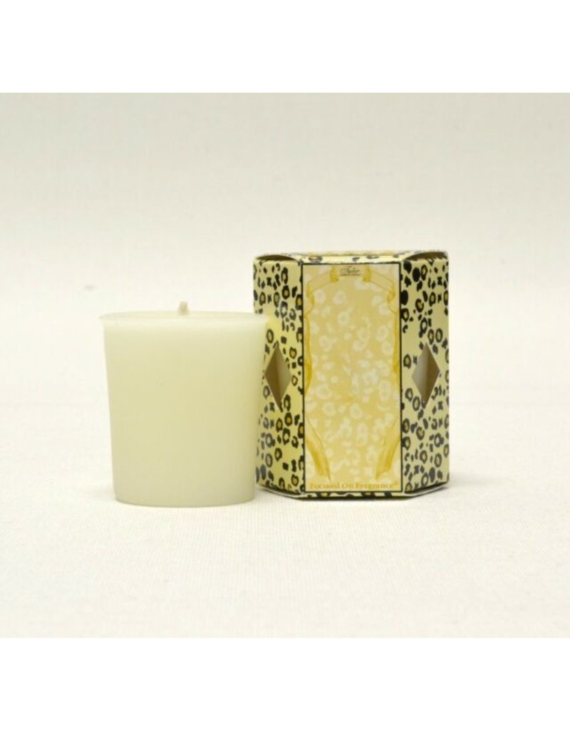 Tyler Candle Company 15 Hour Votive - Red Carpet
