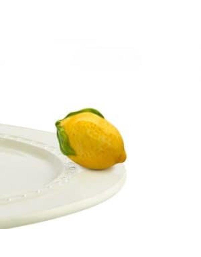 Nora Fleming Lemon Mini