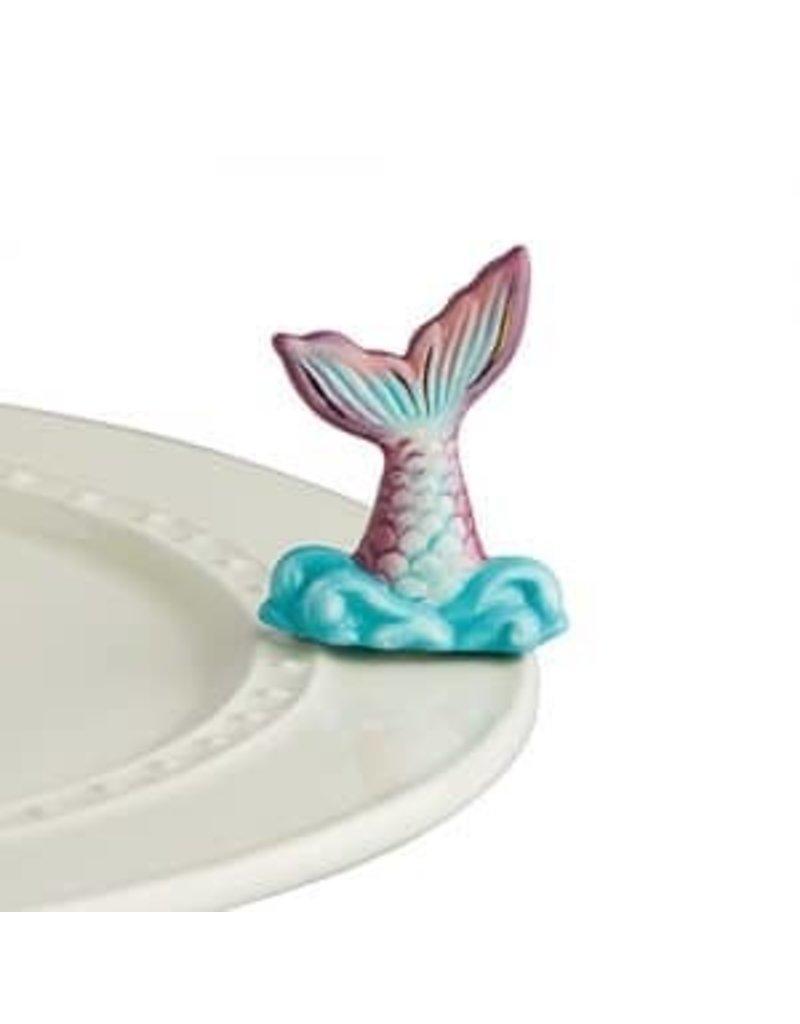 Nora Fleming Mermaid Tail Mini