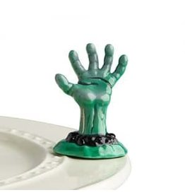 Nora Fleming Zombie Hand Mini