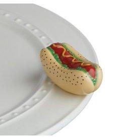 Nora Fleming Hot Dog Mini