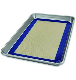 USA Pans Half Sheet Pan with Baking Mat Set