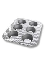 USA Pans 6 Cup Muffin Pan