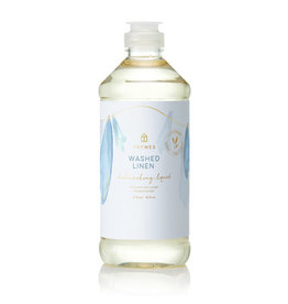 Thymes Washed Linen Dishwashing Liquid 16oz