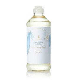 Thymes Washed Linen Dishwashing Liquid 16oz