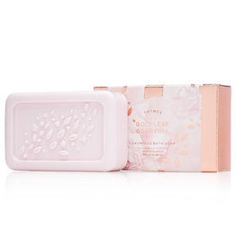 Thymes Goldleaf Gardenia Lux Bath Soap