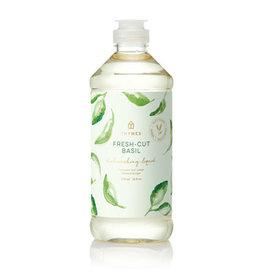 Thymes Fresh-Cut Basil Dishwashing Liquid 16oz