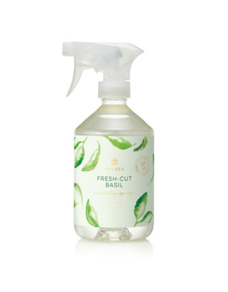 Thymes Fresh-Cut Basil Countertop Spray 16.5oz