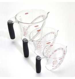 OXO 3pc Angled Measuring Cup Set