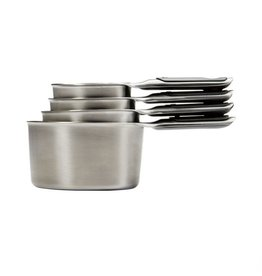 OXO 4PC SS Magnet Measuring Cups