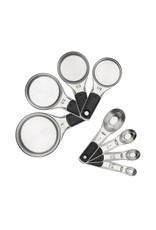 OXO 8pc SS Measuring Cups & Spoons