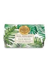 Michel Design Works Palm Breeze Large Bath Soap Bar