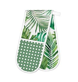 Michel Design Works Palm Breeze Double Oven Glove
