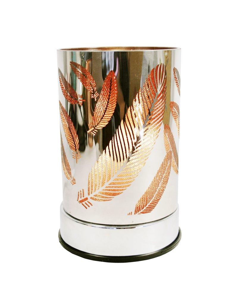 Scentchips Topaz Sterling Feather Lantern