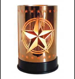 Scentchips Topaz Rustic Star Lantern
