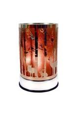 Scentchips Topaz Bronze Woodland Lantern