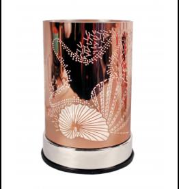 Scentchips Rose Gold Seashell Lantern