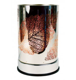 Scentchips Topaz Sterling Leaves Lantern