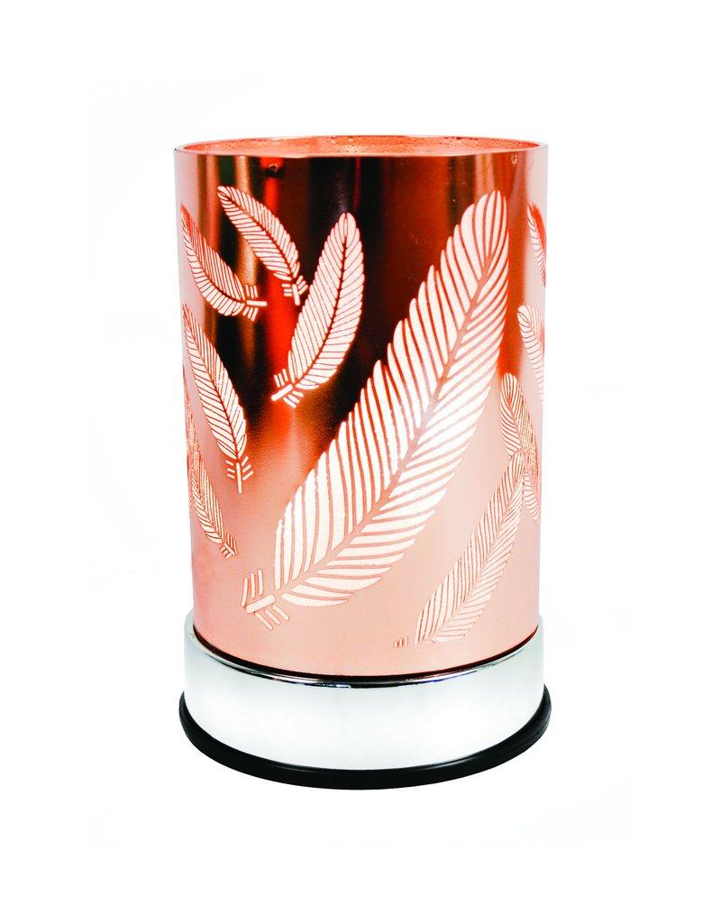 Scentchips Copper Feather Lantern