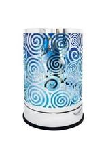 Scentchips Sapphire Swirl Lantern