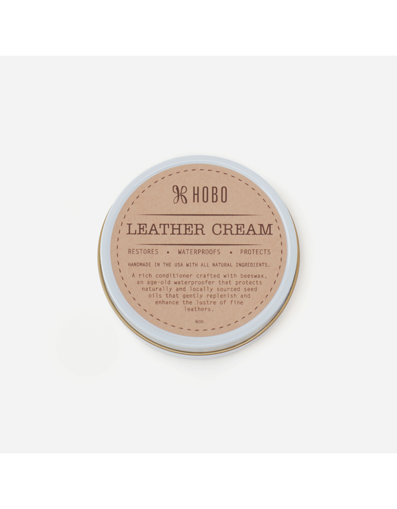 Hobo Bags Leather Cream