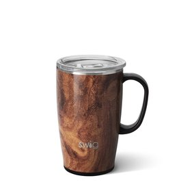 Swig Swig 18oz Mug-Black Walnut