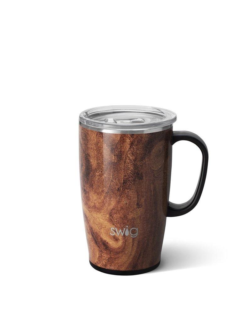 Swig Swig 18oz Mug - Black Walnut