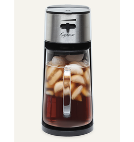 Jura-Capresso Ice Tea Maker w/80 oz Glass Car