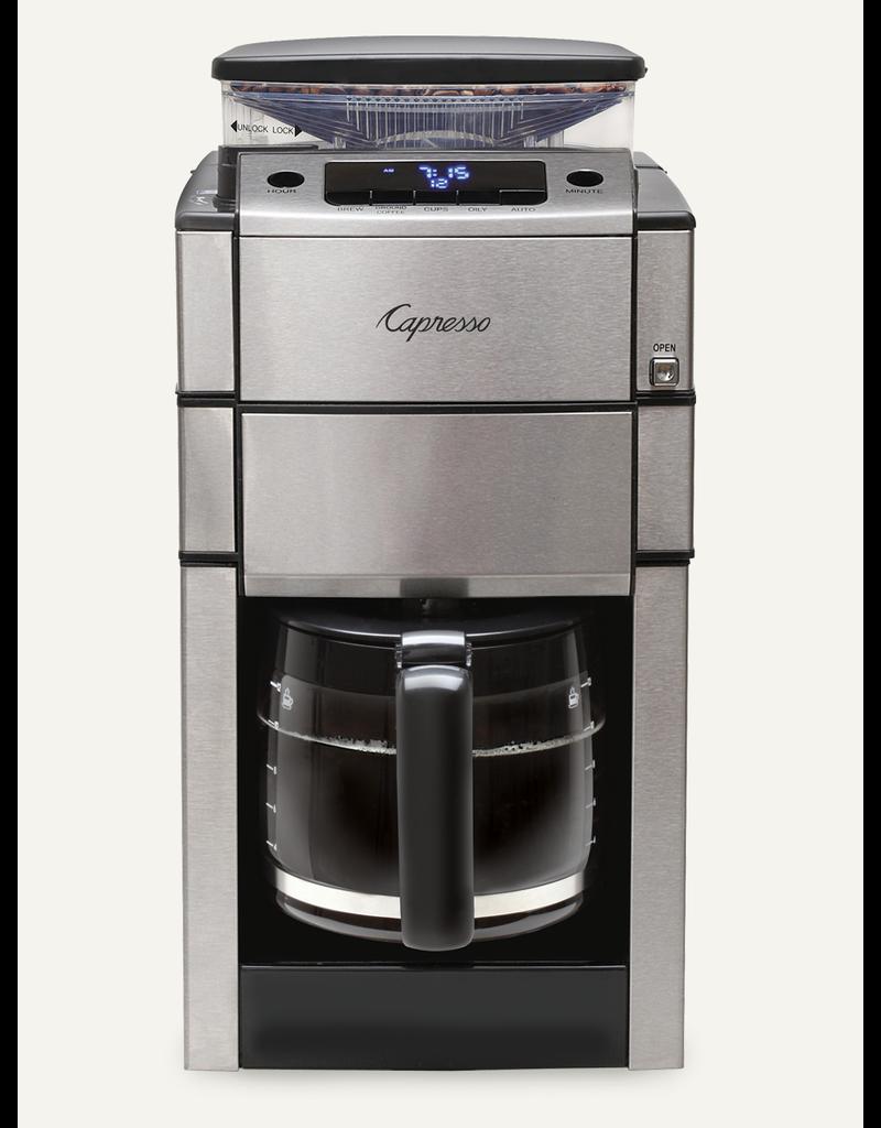 Jura-Capresso Coffee Team Pro Plus Glass/Grinder