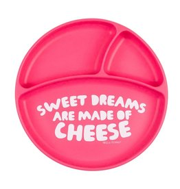 Bella Tunno Sweet Dreams Are Made Of Cheese Wonder Plate