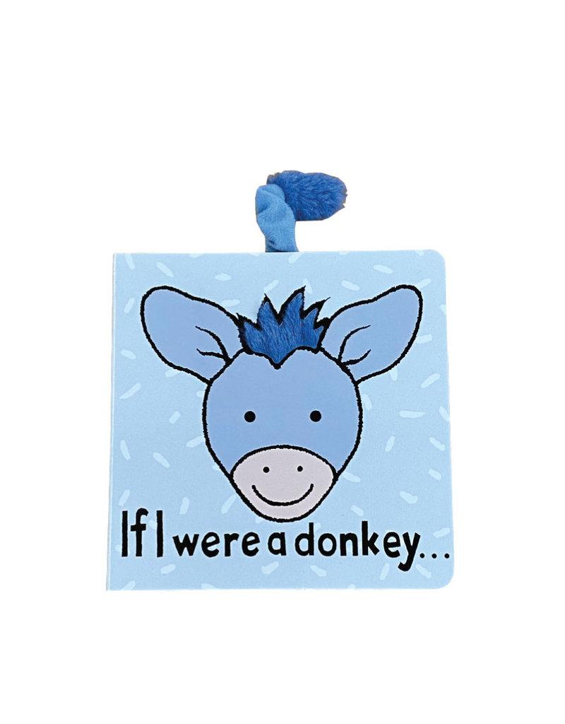 Jellycat If I Were a Donkey Book