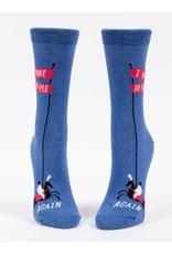 Blue Q Socks : I Have To Pee...Again