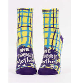 Blue Q Socks: One Tough Mother Ankle
