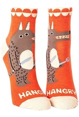 Blue Q Socks: Hangry Ankle