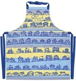 Blue Q Best Restaurant Apron