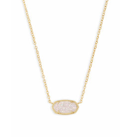 Kendra Scott Elisa Necklace-Drusy