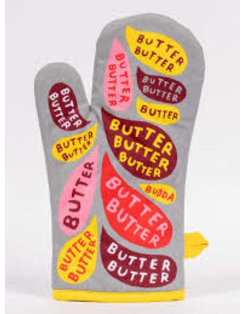 Blue Q Mitt: Butter Butter Butter