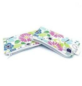 Itzy Ritzy Mini Snack Bag - Flower Power
