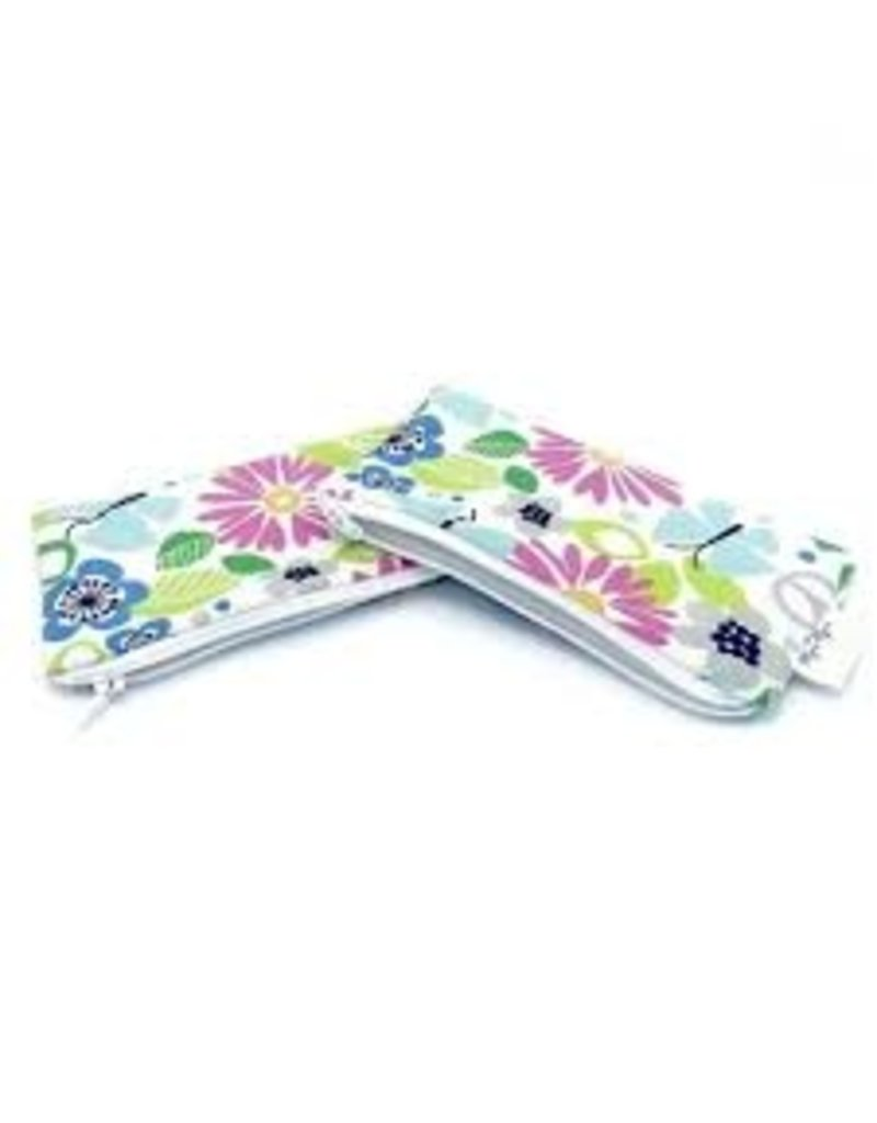 Itzy Ritzy Mini Snack Bag - Flower Power