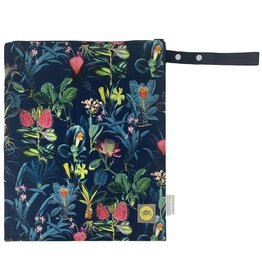 Itzy Ritzy Wet Bag Tropical Floral