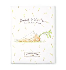 Bunnies By The Bay Sweet & Tender Record Book