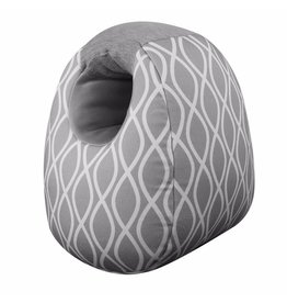 Itzy Ritzy Platinum Helix Pillow
