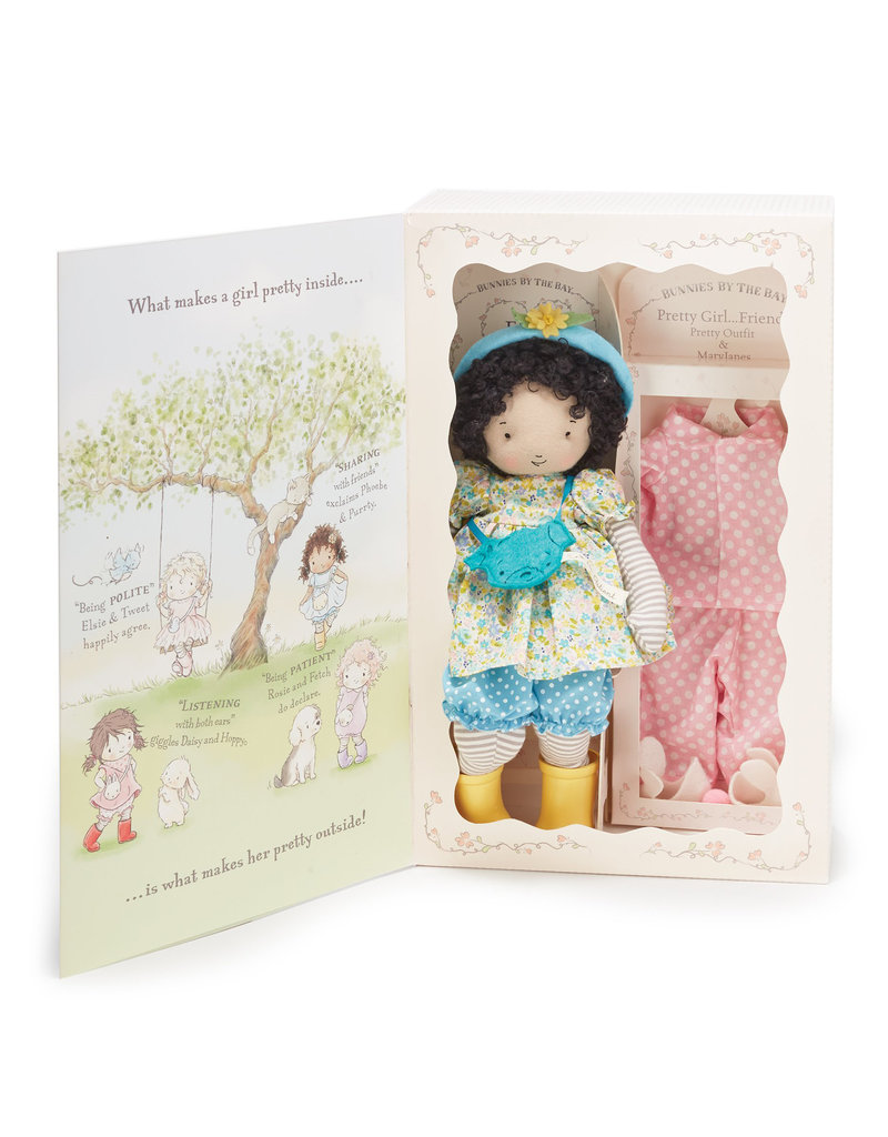 Bunnies By The Bay Phoebe Girl Friend Gift Set