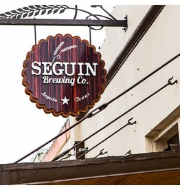 South Austin Gallery Seguin Brewing Company Coaster
