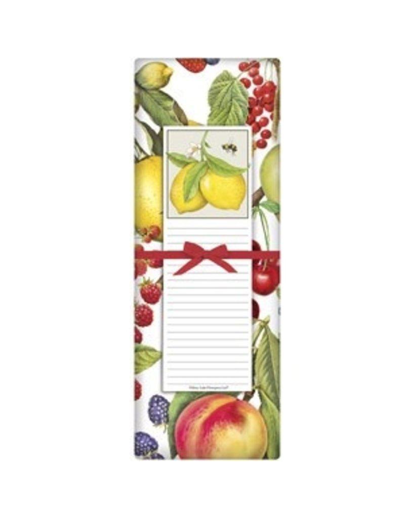 Mary Lake Thompson Lemon Notepad Set