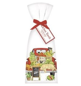 Mary Lake Thompson Farmer's Market Towel Assorted